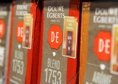 Jacobs Douwe Egberts SAP controls & compliance