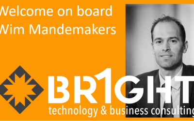 Welcome on board Wim Mandemakers